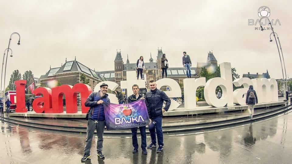 """Bajka """"on tour"""" Holandia"""