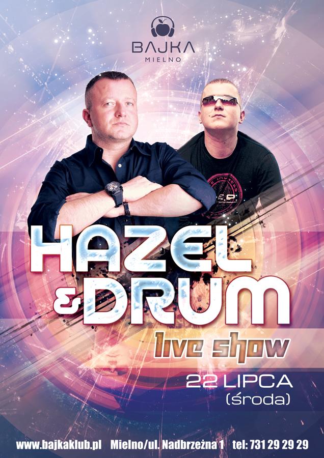 Hazel & Drum