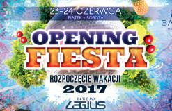 OPENING FIESTA 2017